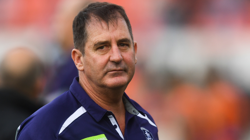 Ross Lyon named in AFL harassment payout
