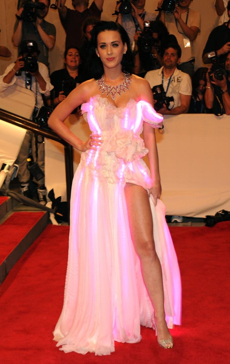 Katy Perry Met Gala 2010
