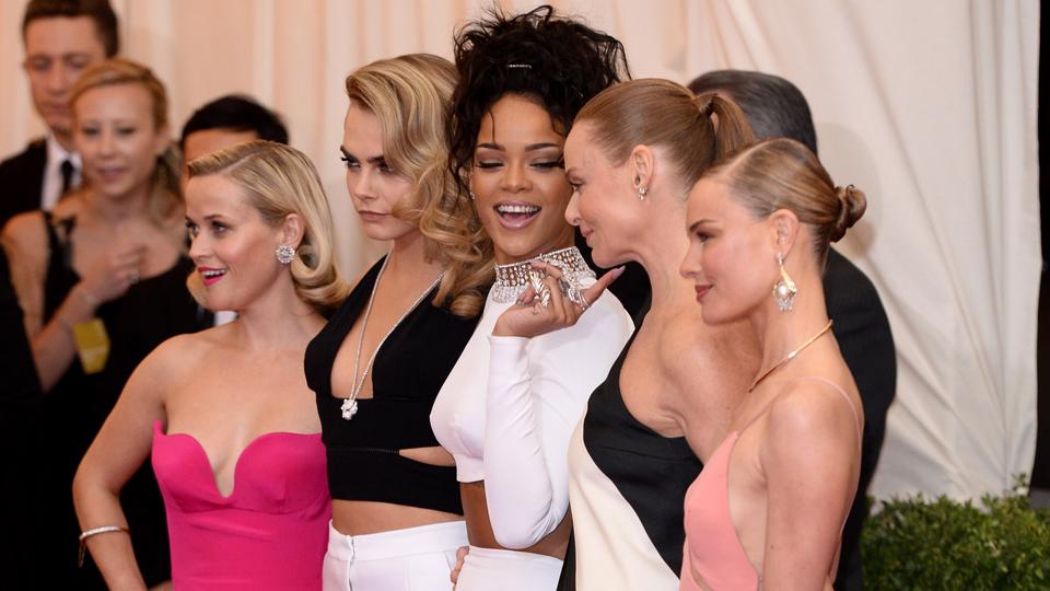 Reese Witherspoon Met Gala 2014