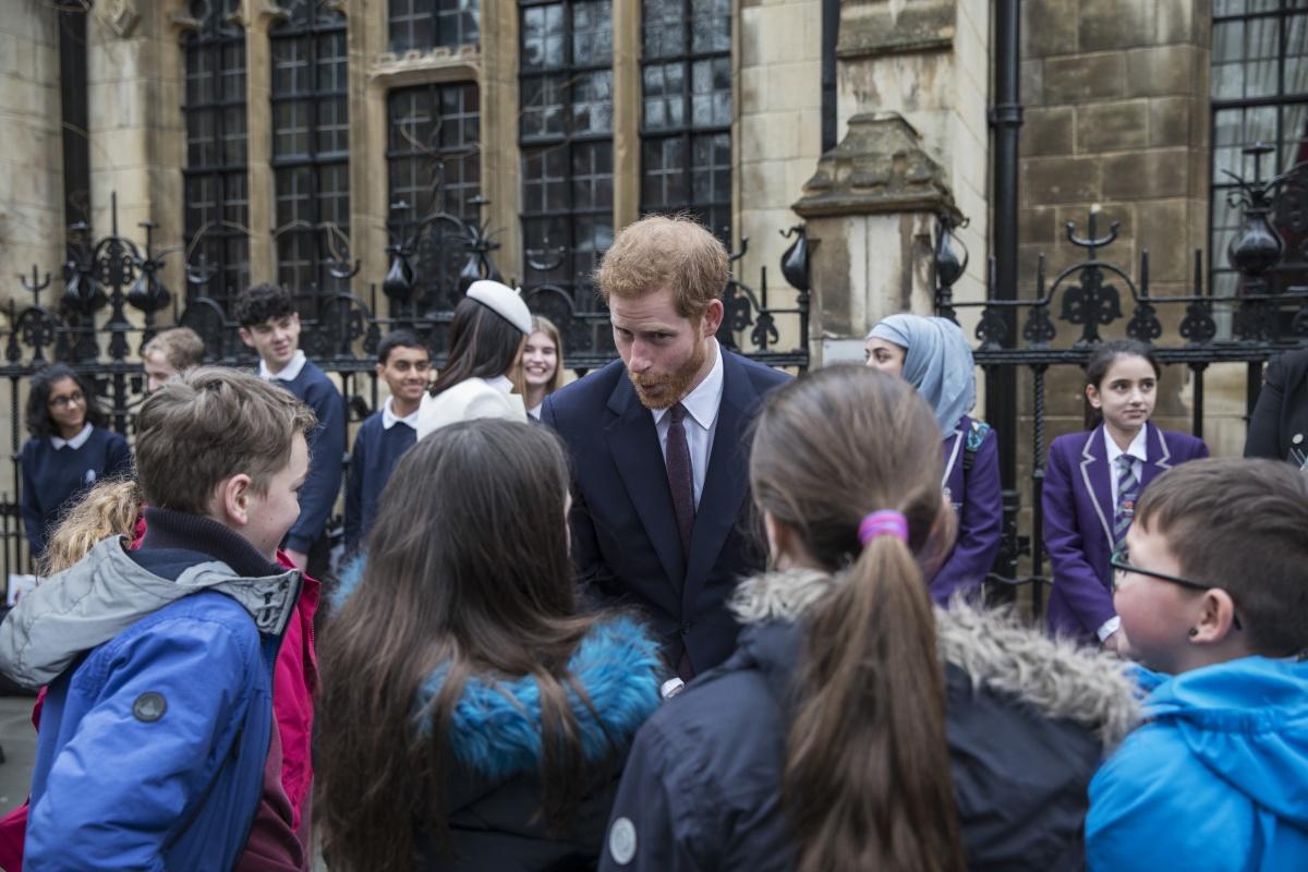 Prince Harry kids