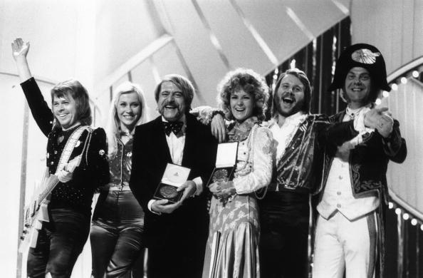 ABBA won Eurovision in 1974 with the song 'Waterloo'.