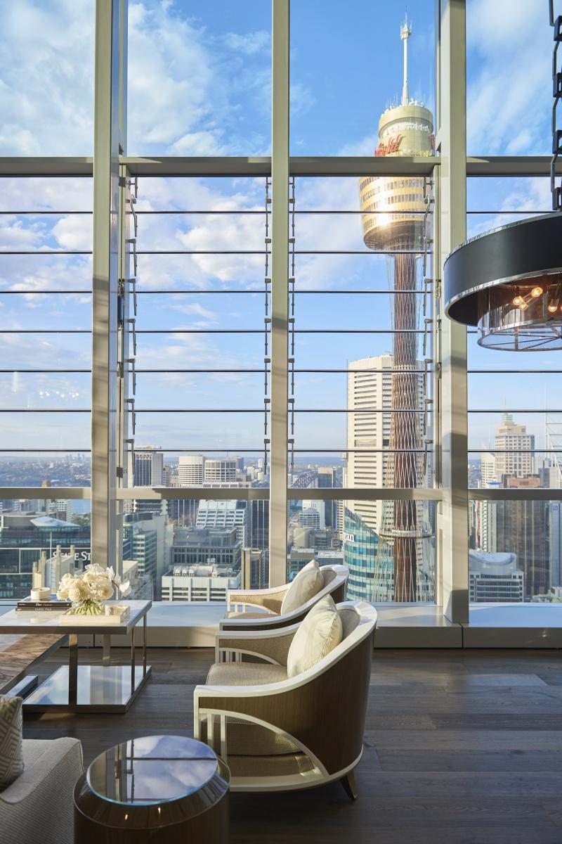 Inside Australia's multi-million dollar luxury apartments