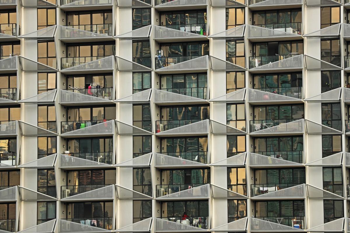 Apartment supply