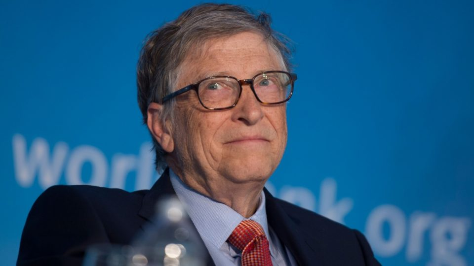Bill Gates: Wife Didn't Love How Trump Spoke of Our Daughter