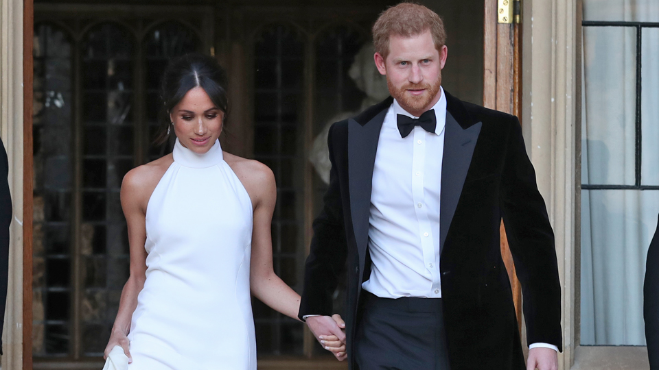 Fireworks And Cocktails Inside Royal Wedding Receptions