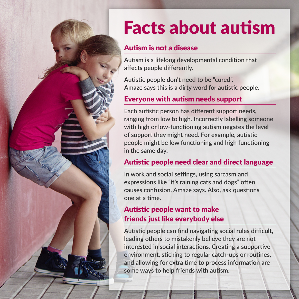 What we're getting wrong about autism | The New Daily