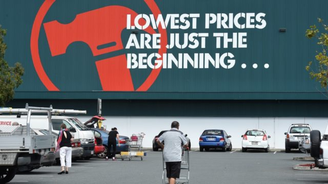 Bunnings admits to underpaying staff for eight years