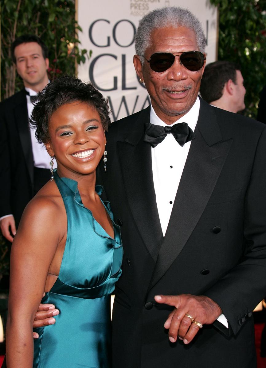 Morgan Freeman E'Dena Hines