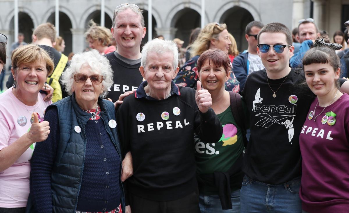 ireland abortion vote