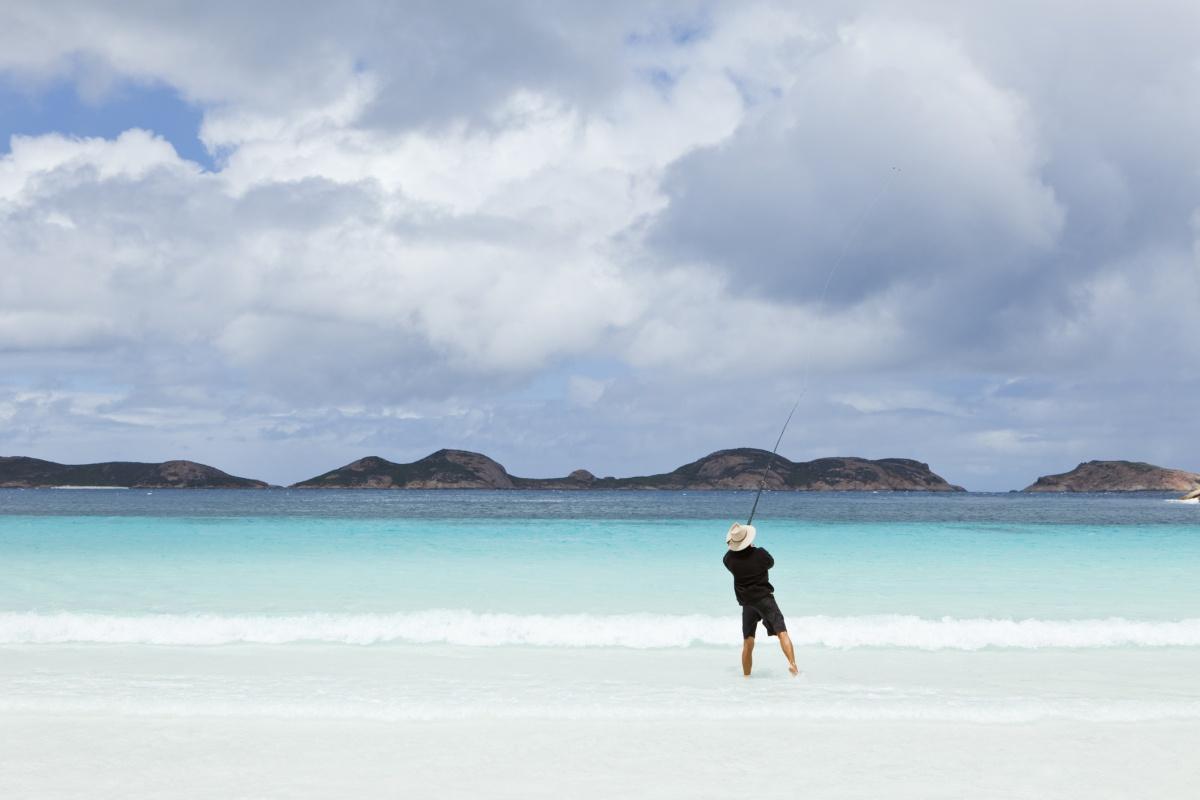 Australia bucket list White Beach