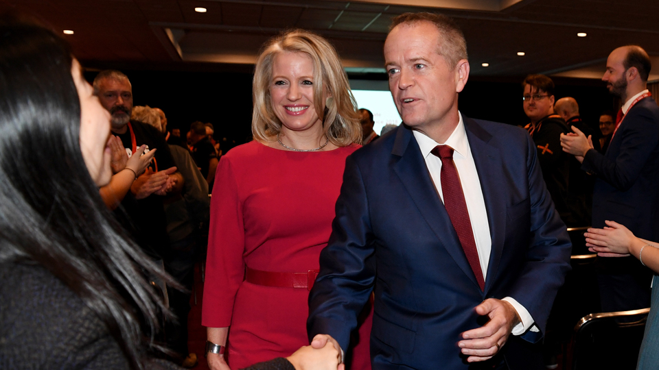 bill shorten chloe