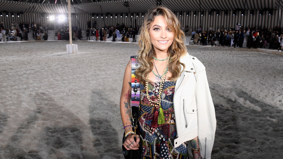 Paris Jackson Says She Did Not 'Storm Out' of Dior Fashion Show