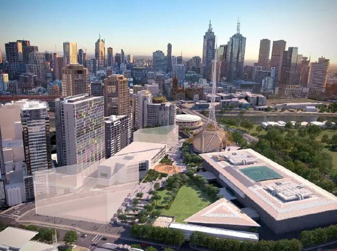 Melbourne arts precinct to receive $208 million revamp