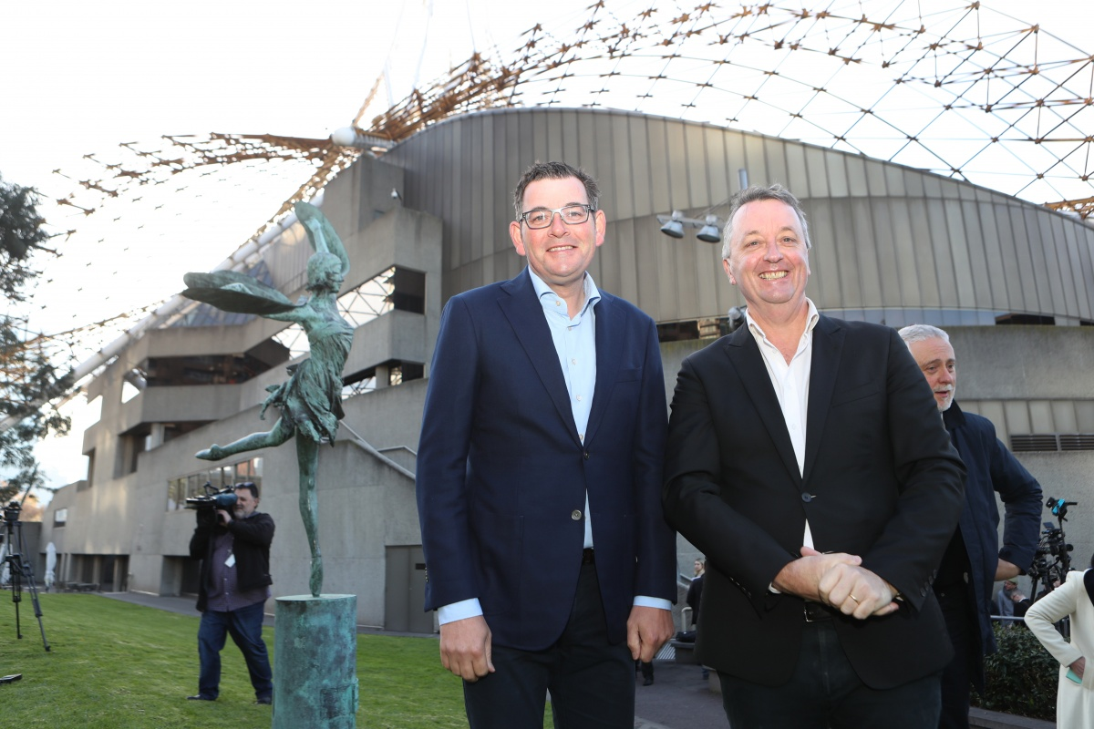 Australia's largest contemporary art gallery to open in Melbourne