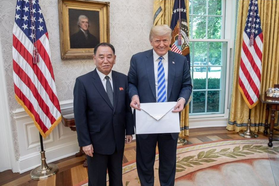 Trump, Kim to meet at Capella Hotel in Singapore: White House