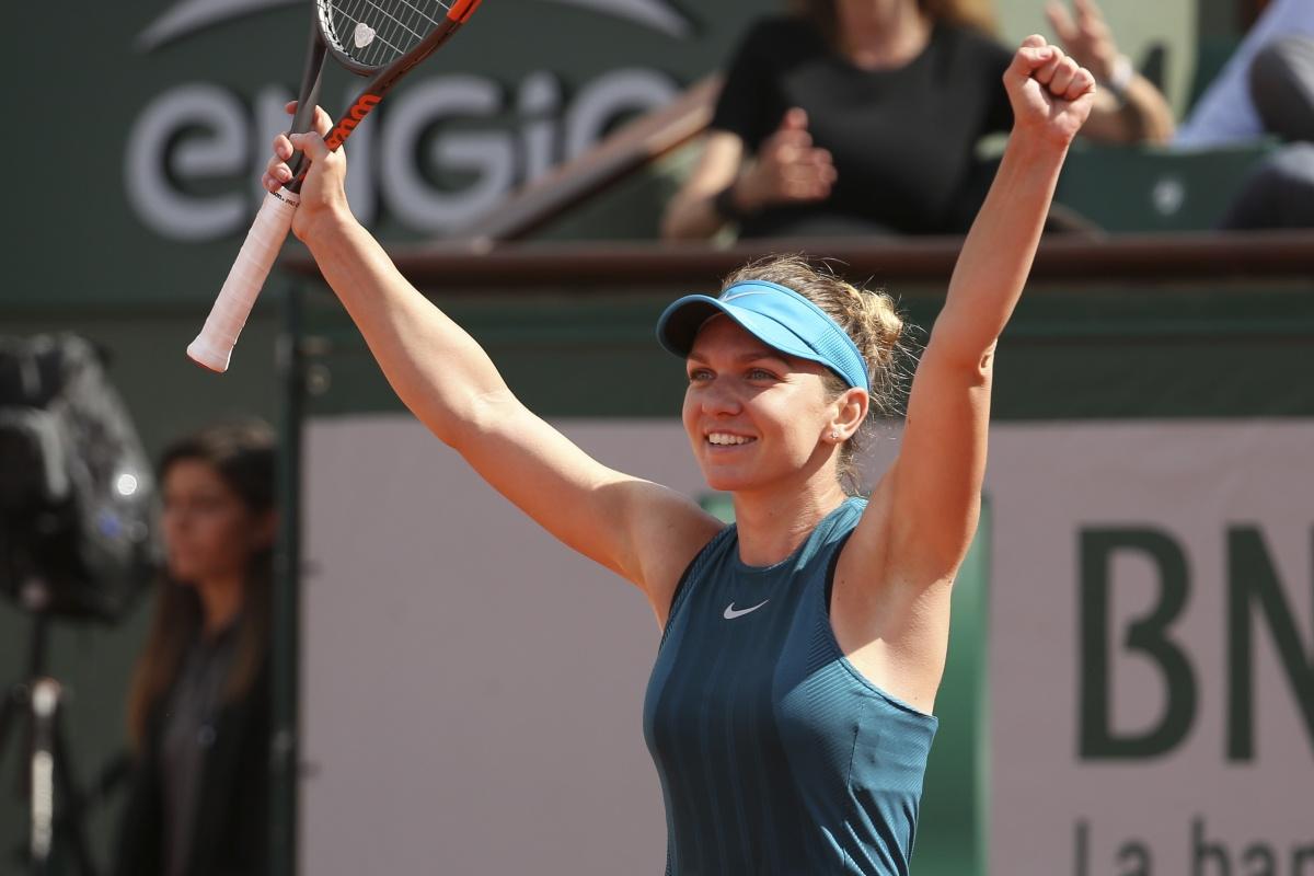 French Open Simona Halep