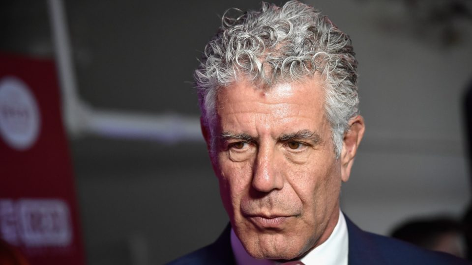 Anthony Bourdain: a lust for life | Food | Obituaries