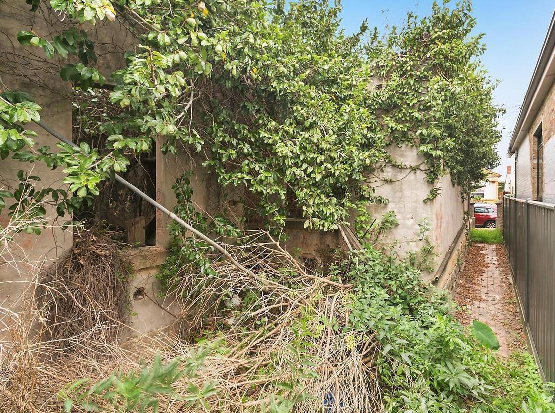 derelict property enmore
