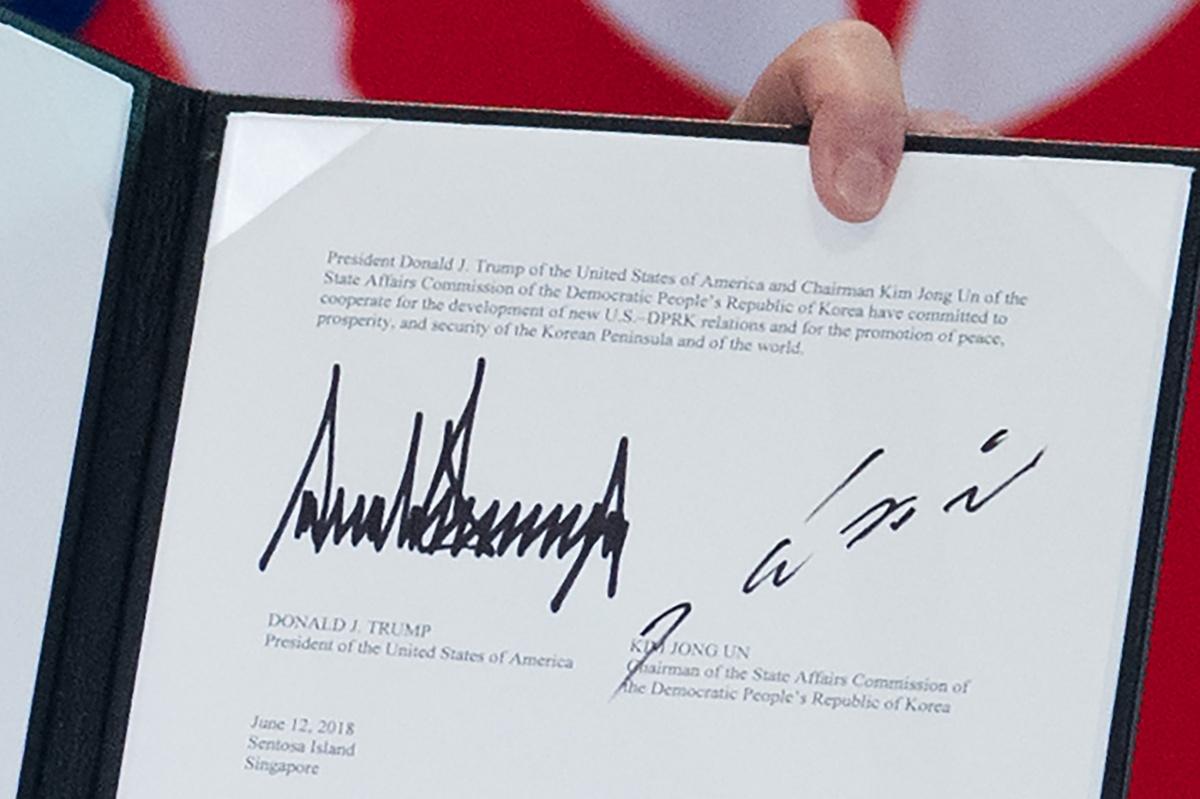 donald trump deal