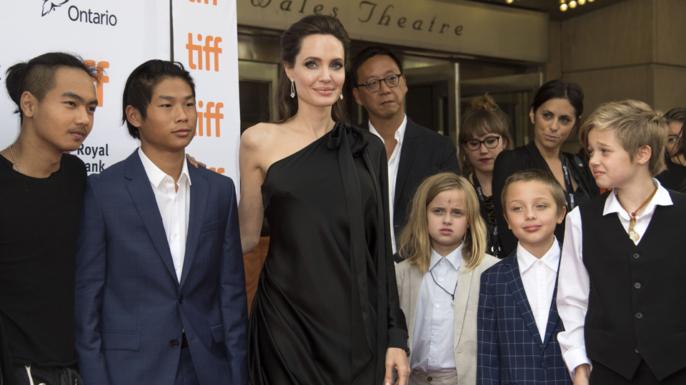 Angelina Jolie could lose custody of her children