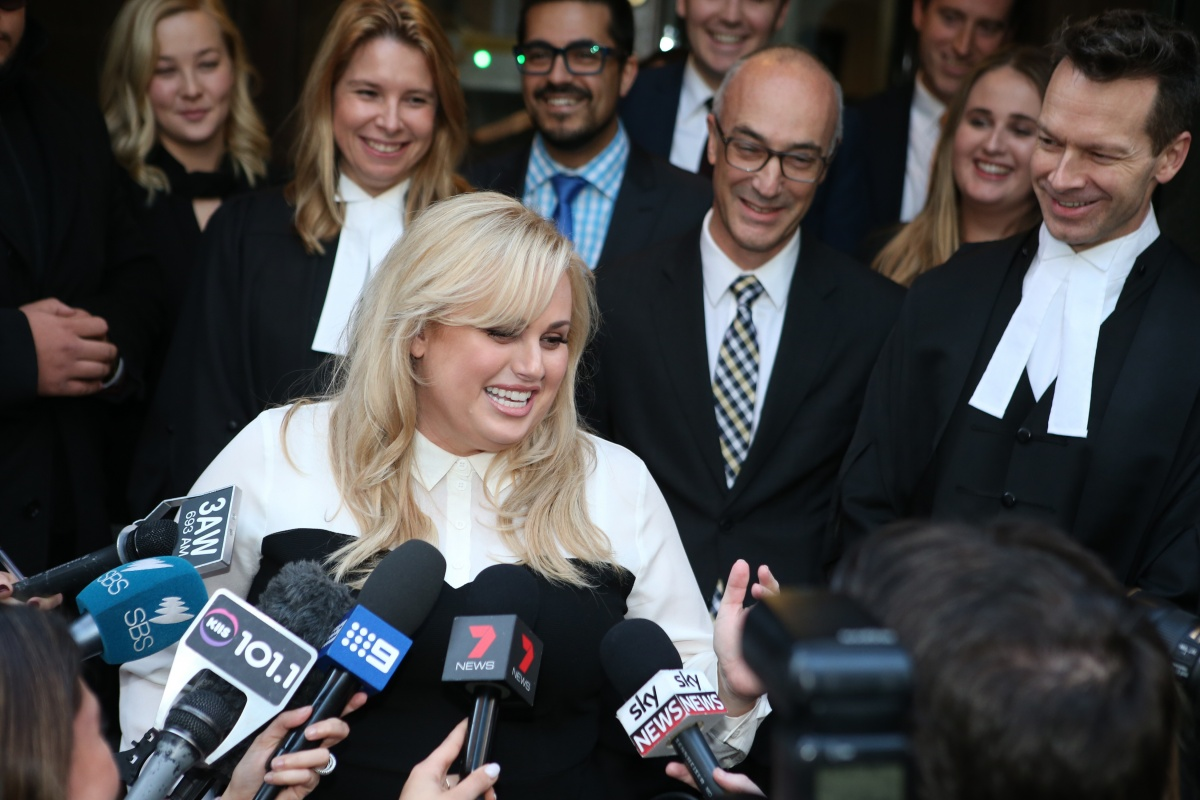 Bauer's Rebel Wilson cut from $4.5m to $600000