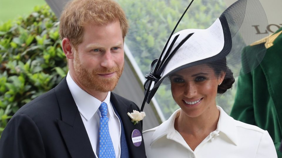 Meghan and Harry to join Queen at Royal Ascot