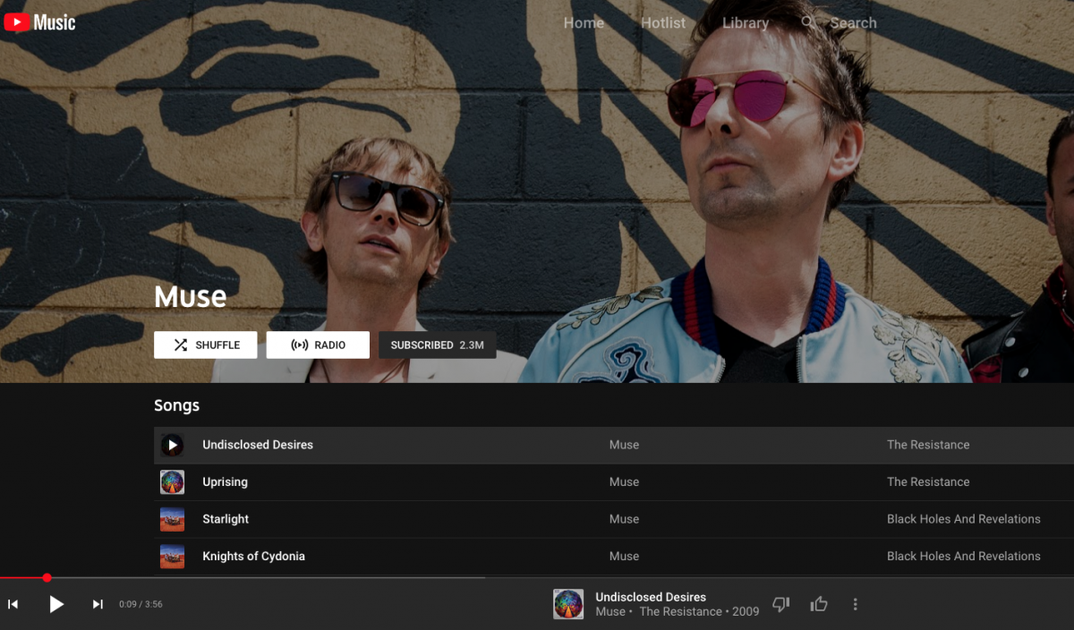 muse-youtube-music