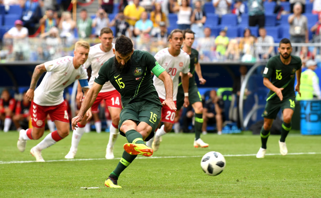 Results needed for Socceroos to advance