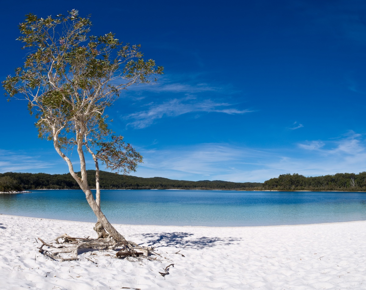 island holidays in Queensland