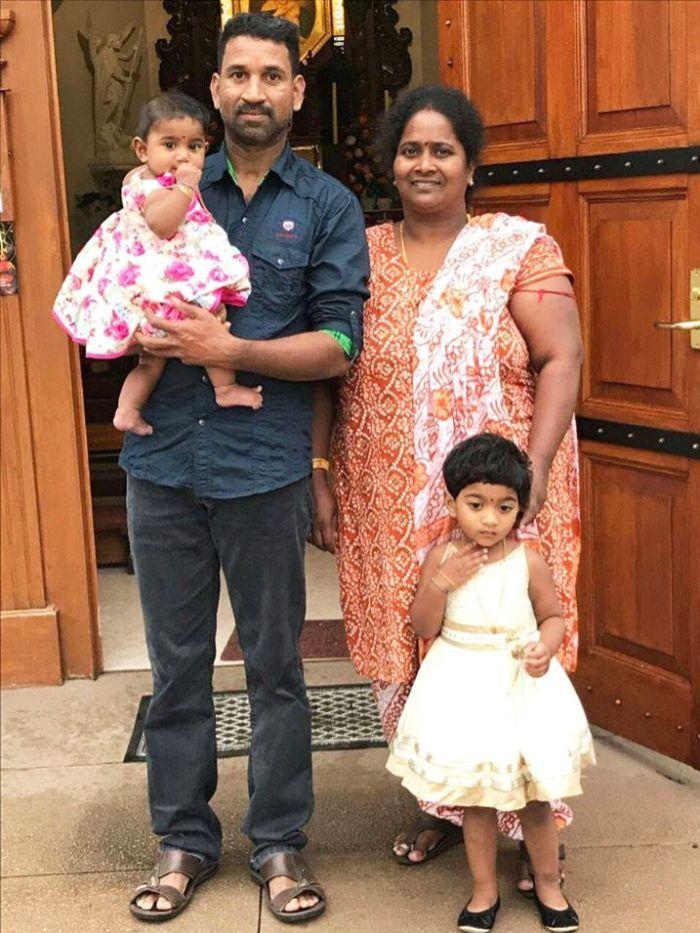 tamil family biloela