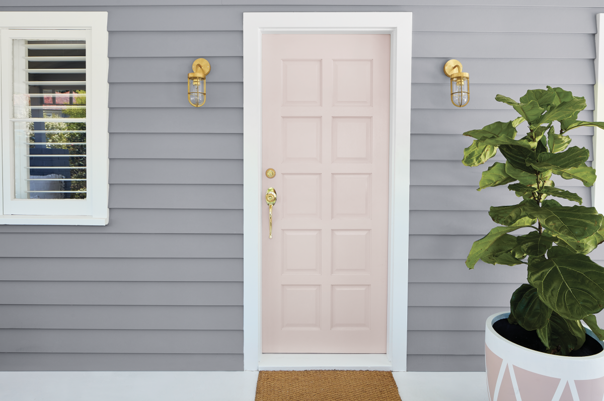 Best house colours for 2018 the new daily - Front door colours 2018 ...
