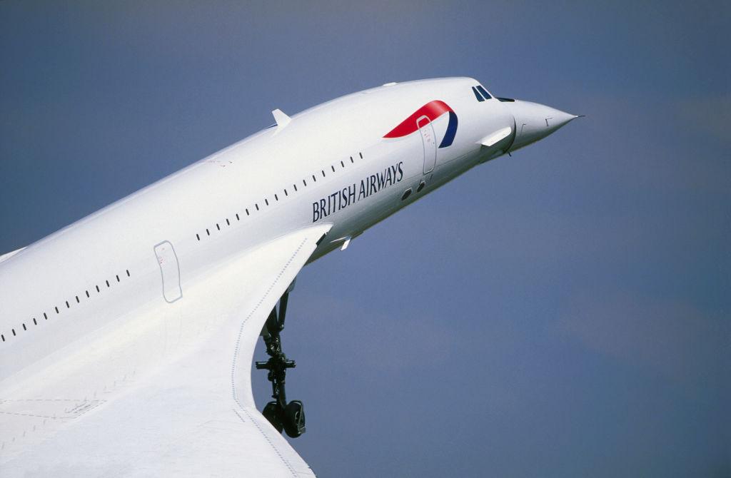Boeing super fast jet