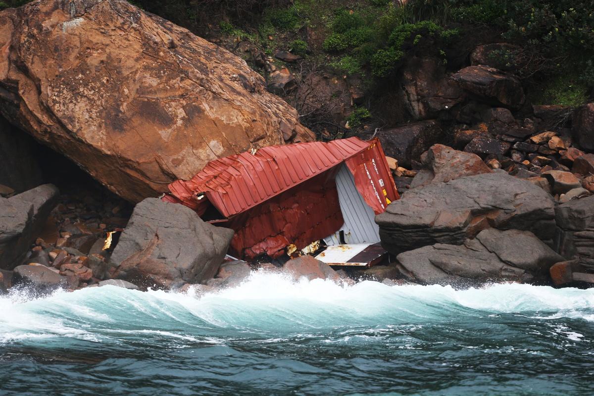 ym effiency cargo ship