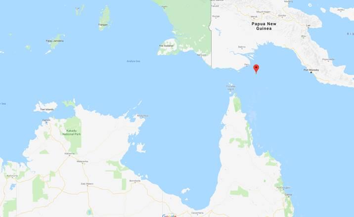 erub darnley island