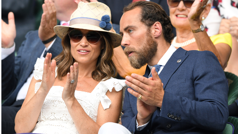 Pippa Middleton James Middleton