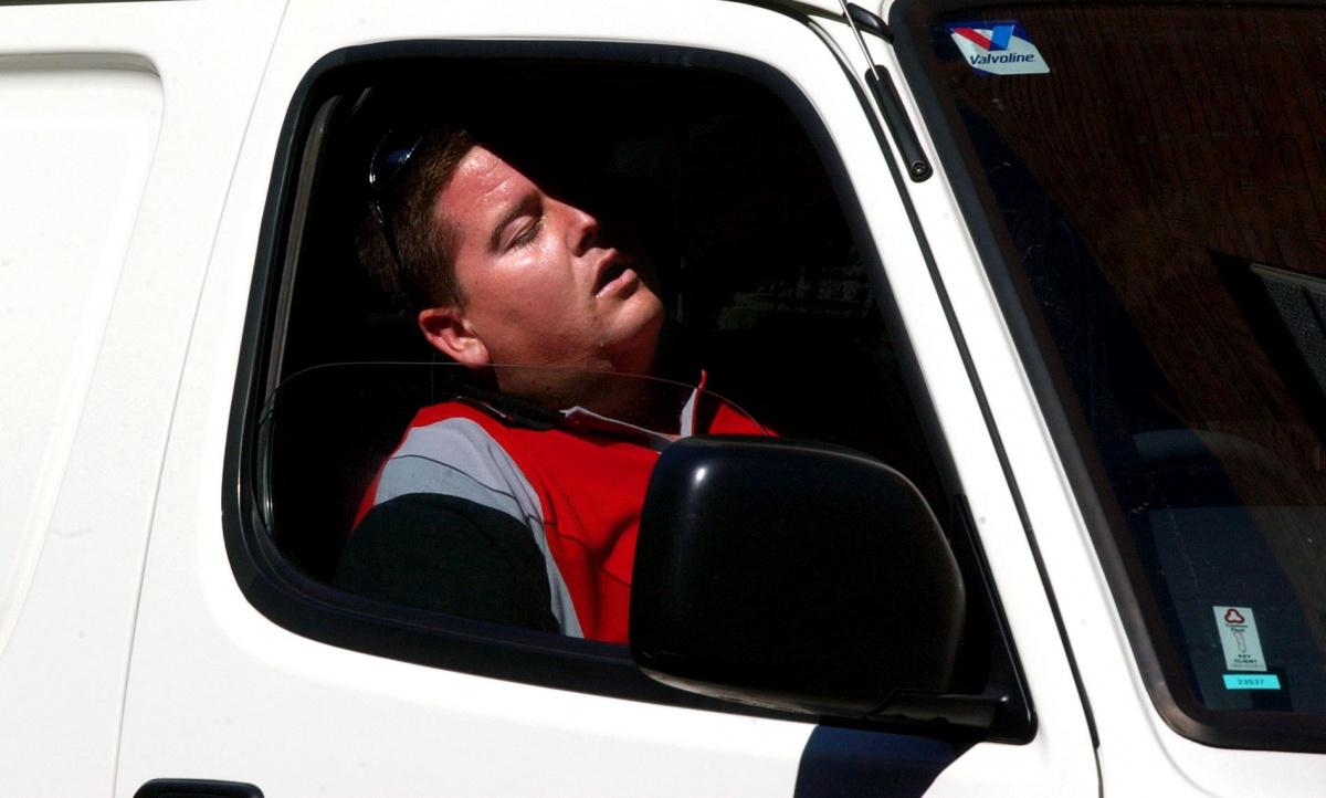 melbourne van driver