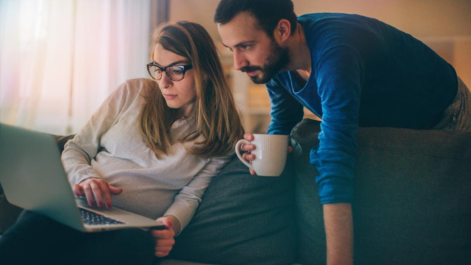 worried couple finances getty