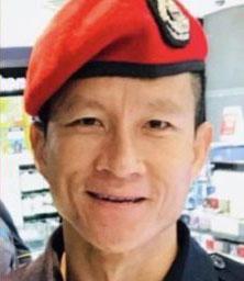 Thai cave rescue fatality Saman Gunan