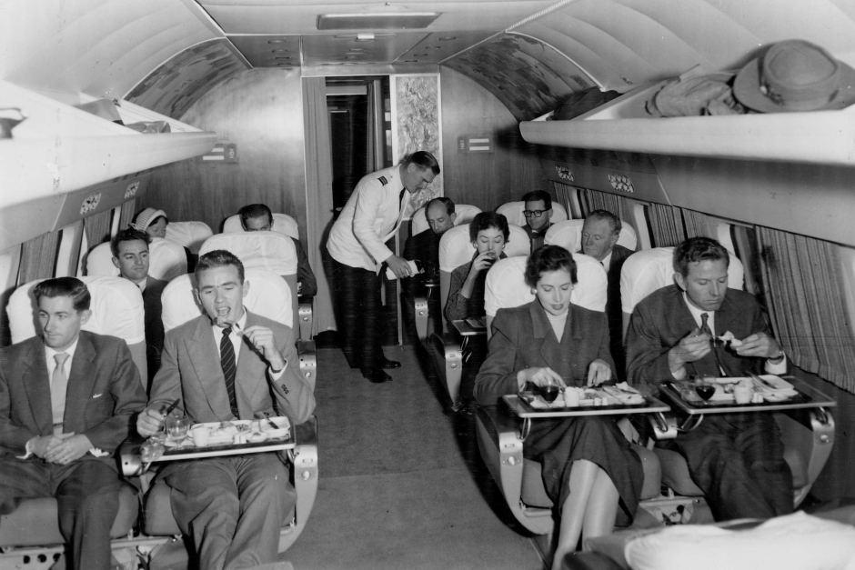 Qantas Lockheed Super Constellation