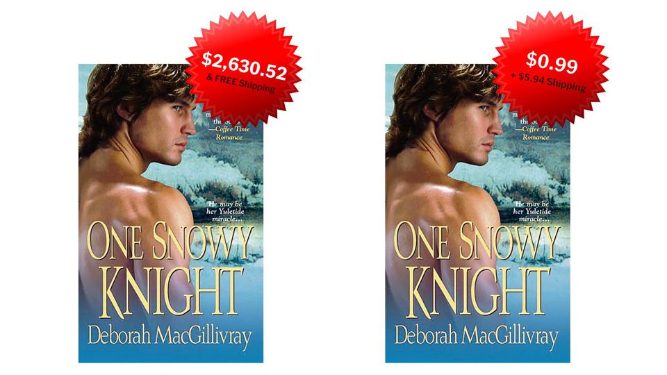 amazon one snowy knight