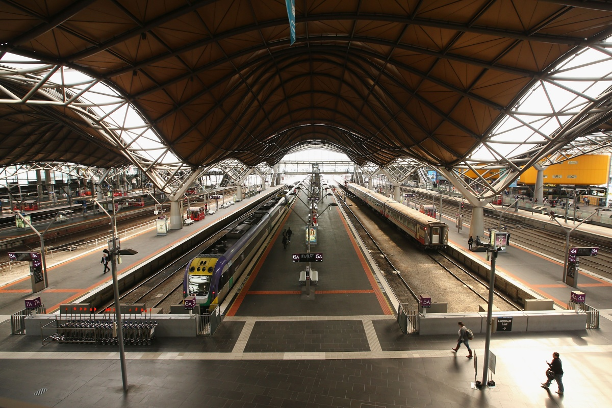 IFM Investors owns infrastructure across Australia, including Melbourne's Southern Cross Station.