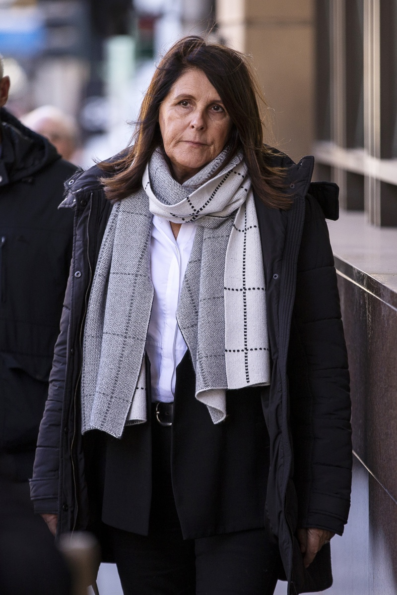 Patricia Gray, aunt of karen ristevski borce ristevski