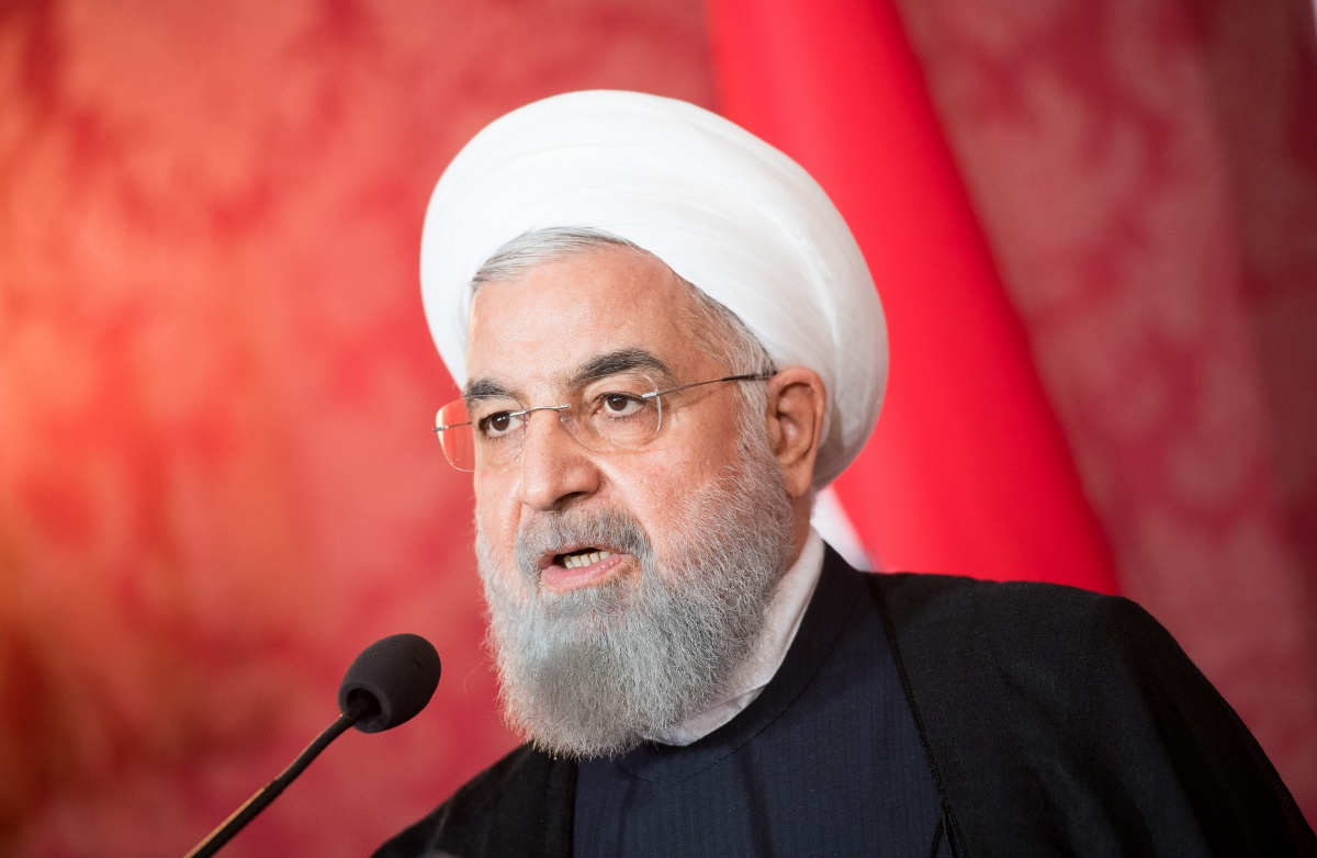 Iran leader Hassan Rouhani to Donald Trump