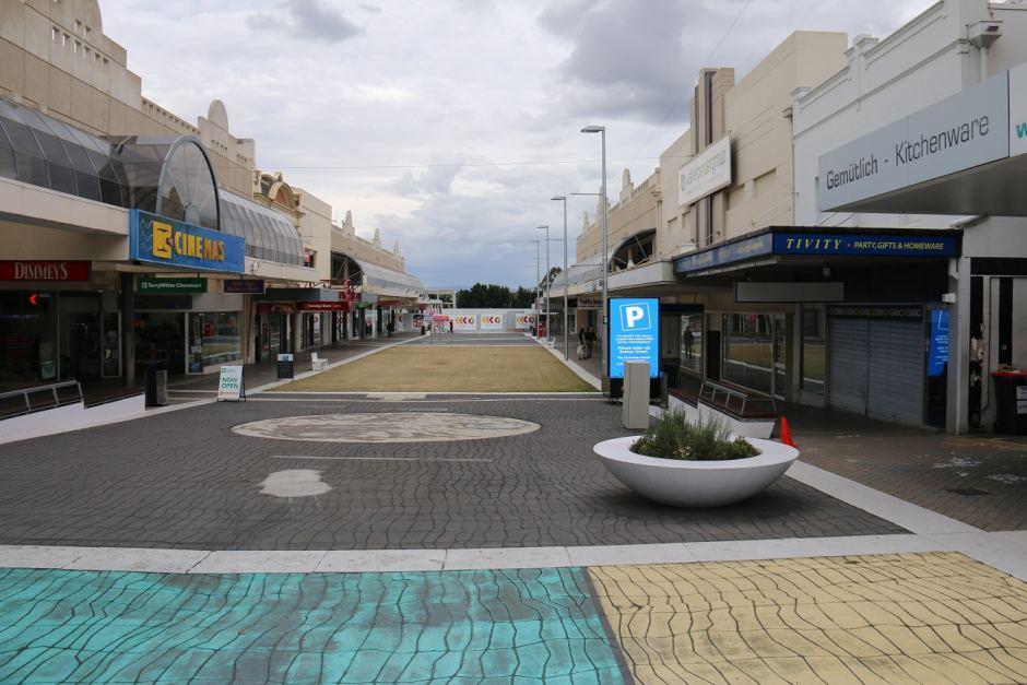 ipswich council mall