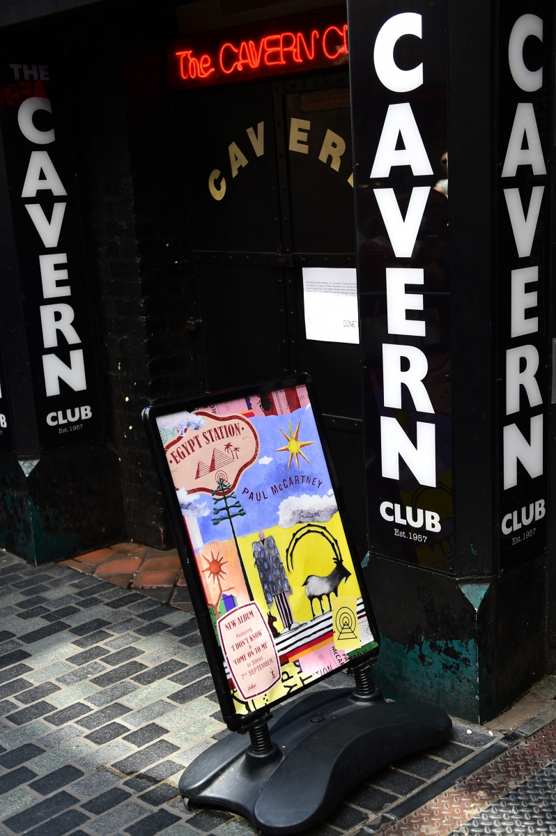 Beatles and Paul McCartney venue the Cavwrn