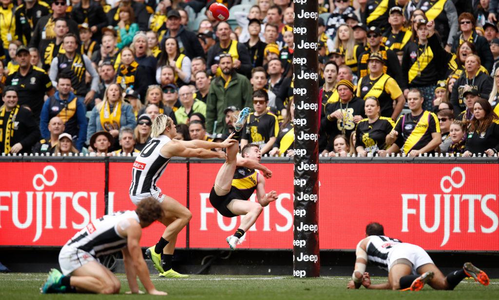 jack Higgins goal