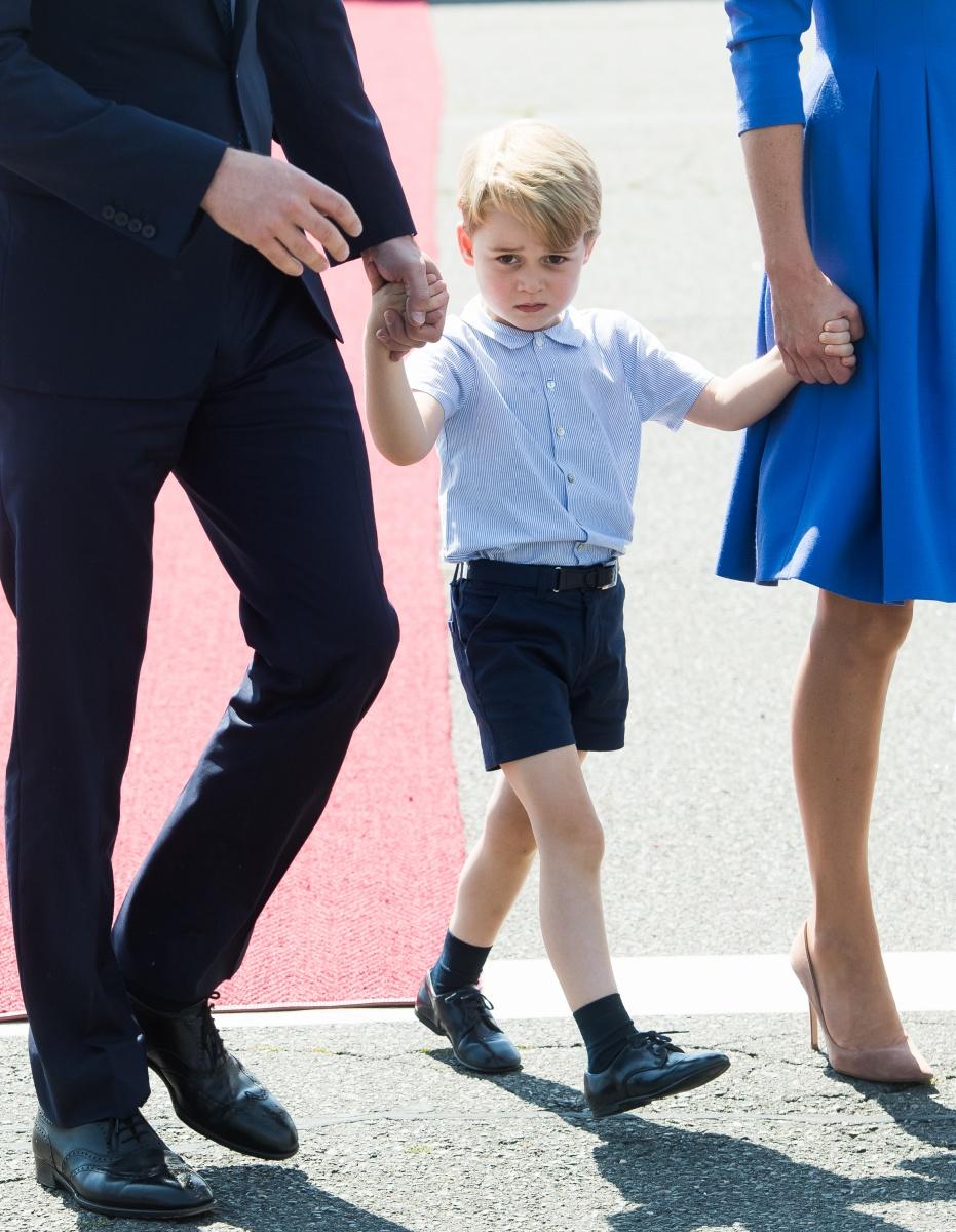 Prince George Berlin 2017