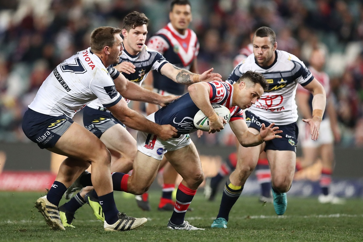 Sydney Roosters North Queensland