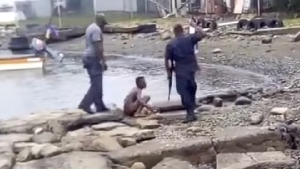 png police beating