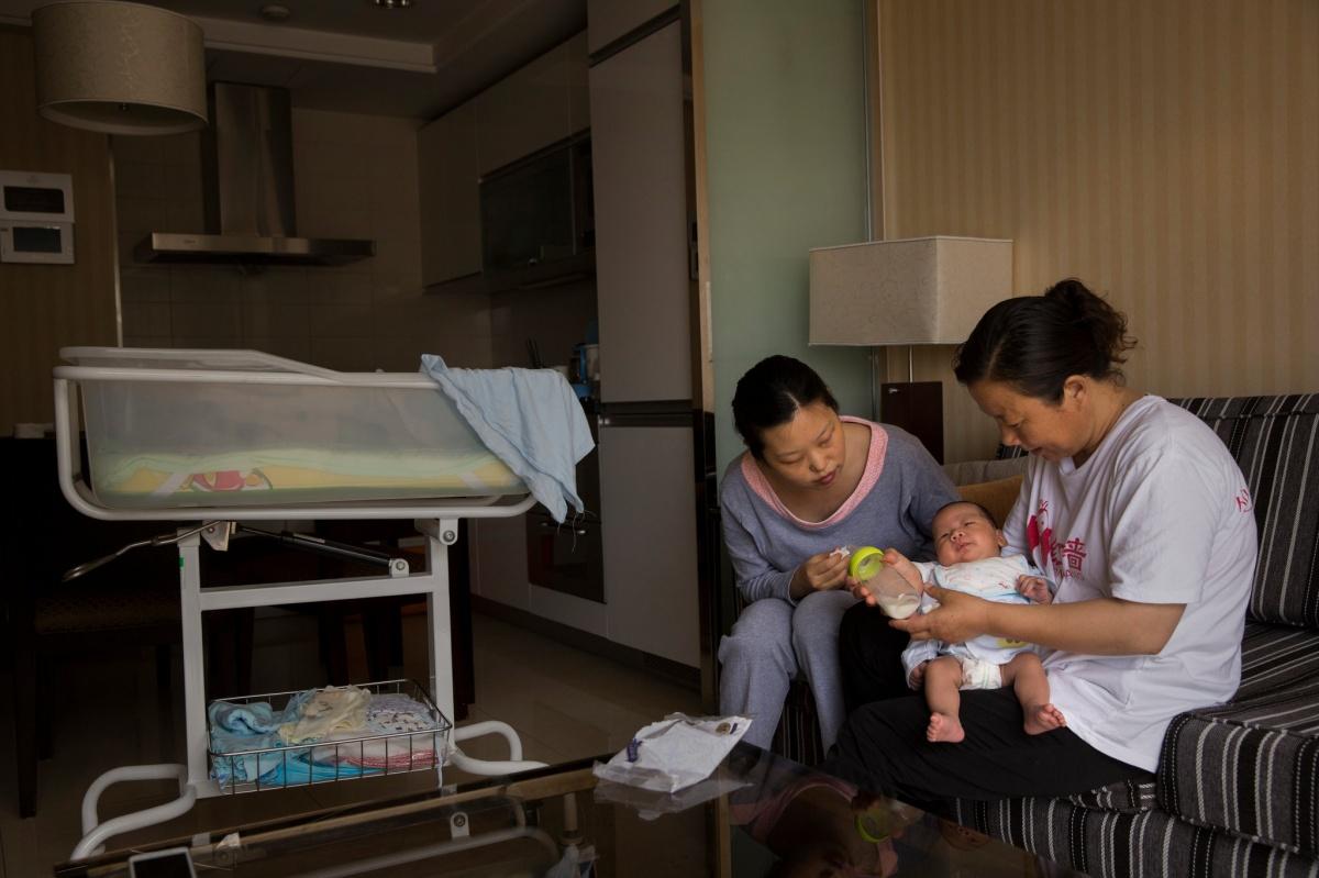 china mothers